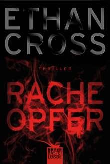 Ethan Cross: Racheopfer, Buch
