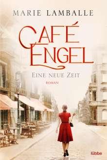 Marie Lamballe: Café Engel, Buch