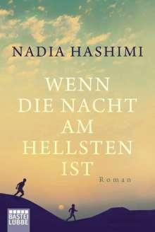 Nadia Hashimi: Wenn die Nacht am hellsten ist, Buch