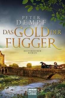 Peter Dempf: Das Gold der Fugger, Buch