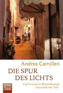 Andrea Camilleri (1925-2019): Die Spur des Lichts, Buch