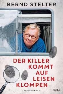Bernd Stelter: Der Killer kommt auf leisen Klompen, Buch