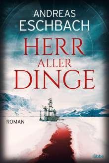 Andreas Eschbach: Herr aller Dinge, Buch
