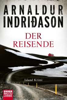 Arnaldur Indridason: Der Reisende, Buch