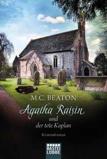 M. C. Beaton: Agatha Raisin und der tote Kaplan, Buch