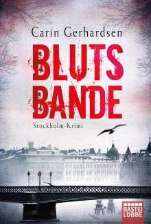Carin Gerhardsen: Blutsbande, Buch