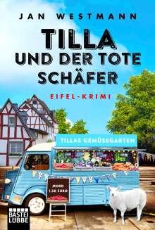 Jan Westmann: Tilla und der tote Schäfer, Buch