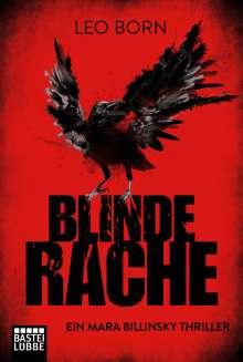 Leo Born: Blinde Rache, Buch