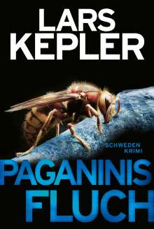 Lars Kepler: Paganinis Fluch, Buch