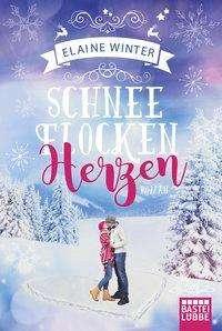 Elaine Winter: Schneeflockenherzen, Buch
