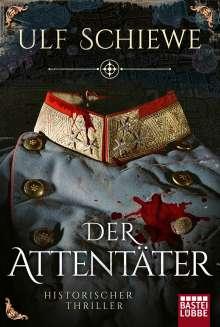 Ulf Schiewe: Der Attentäter, Buch