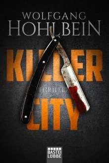 Wolfgang Hohlbein: Killer City, Buch