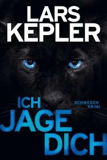Lars Kepler: Ich jage dich, Buch