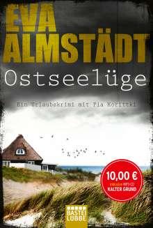 Eva Almstädt: Ostseelüge, Buch