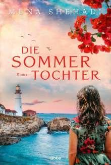 Muna Shehadi: Die Sommertochter, Buch