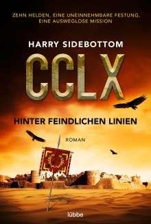 Harry Sidebottom: Hinter feindlichen Linien, Buch