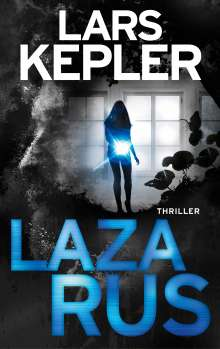 Lars Kepler: Lazarus, Buch
