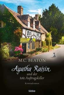 M. C. Beaton: Agatha Raisin und der tote Auftragskiller, Buch