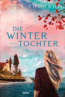 Muna Shehadi: Die Wintertochter, Buch