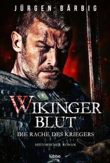 Jürgen Bärbig: Wikingerblut - Die Rache des Kriegers, Buch