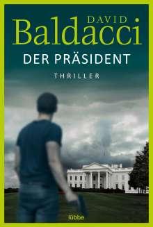 David Baldacci (geb. 1960): Der Präsident, Buch