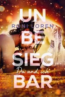 Roni Loren: Unbesiegbar, Buch