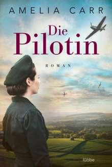 Amelia Carr: Die Pilotin, Buch
