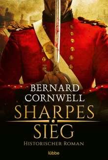 Bernard Cornwell: Sharpes Sieg, Buch