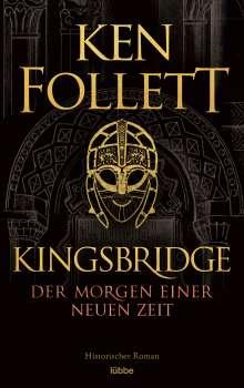 Ken Follett: Kingsbridge - Der Morgen einer neuen Zeit, Buch
