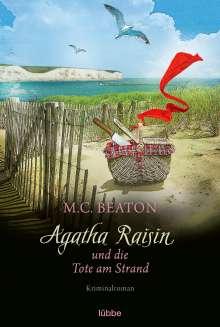 M. C. Beaton: Agatha Raisin und die Tote am Strand, Buch