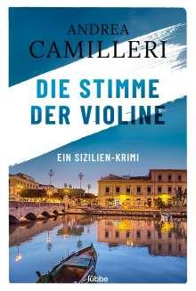 Andrea Camilleri (1925-2019): Die Stimme der Violine, Buch