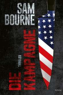 Sam Bourne: Die Kampagne, Buch