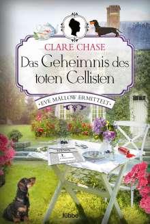 Clare Chase: Das Geheimnis des toten Cellisten, Buch