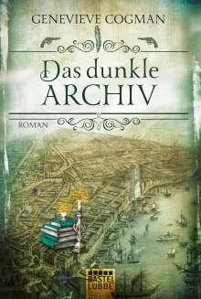 Genevieve Cogman: Das dunkle Archiv, Buch