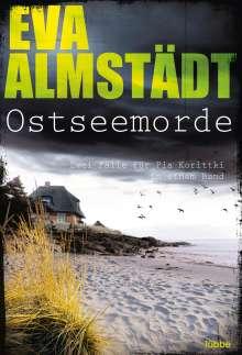 Eva Almstädt: Ostseemorde, Buch