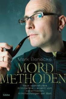 Mark Benecke: Mordmethoden, Buch