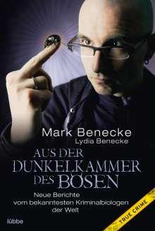 Mark Benecke: Aus der Dunkelkammer des Bösen, Buch
