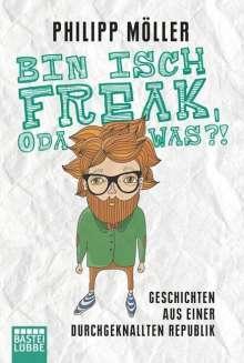 Philipp Möller: Bin isch Freak, oda was?!, Buch