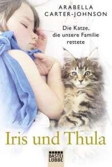 Arabella Carter-Johnson: Iris und Thula, Buch