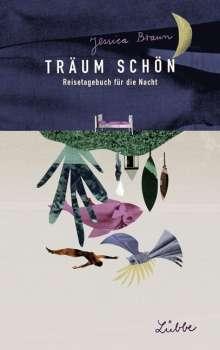 Jessica Braun: Träum schön, Buch
