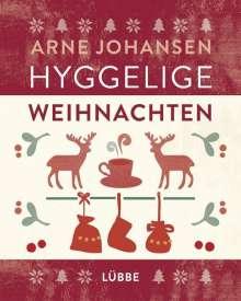 Arne Johansen: Hyggelige Weihnachten, Buch