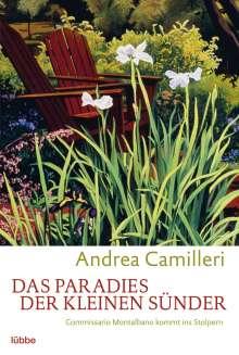 Andrea Camilleri (1925-2019): Das Paradies der kleinen Sünder, Buch