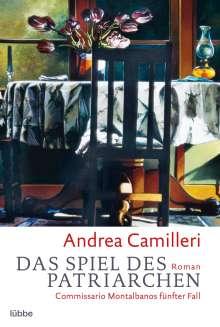 Andrea Camilleri (1925-2019): Das Spiel des Patriarchen, Buch