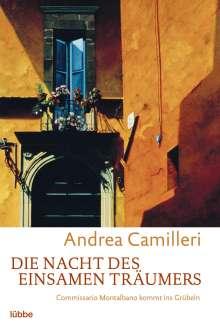 Andrea Camilleri (1925-2019): Die Nacht des einsamen Träumers, Buch
