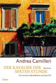 Andrea Camilleri (1925-2019): Der Kavalier der späten Stunde, Buch