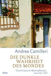 Andrea Camilleri (1925-2019): Die dunkle Wahrheit des Mondes, Buch