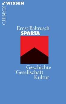 Ernst Baltrusch: Sparta, Buch