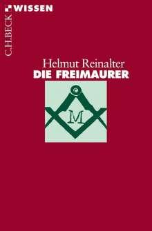 Helmut Reinalter: Die Freimaurer, Buch