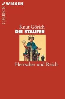 Knut Görich: Die Staufer, Buch