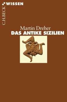 Martin Dreher: Das antike Sizilien, Buch